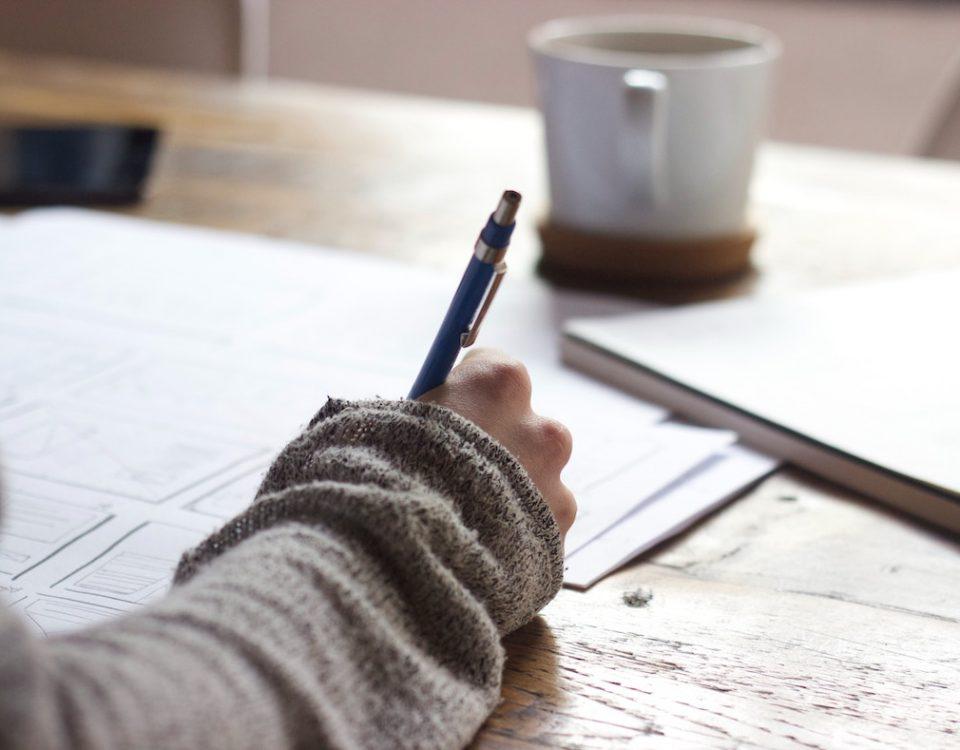 dream writing